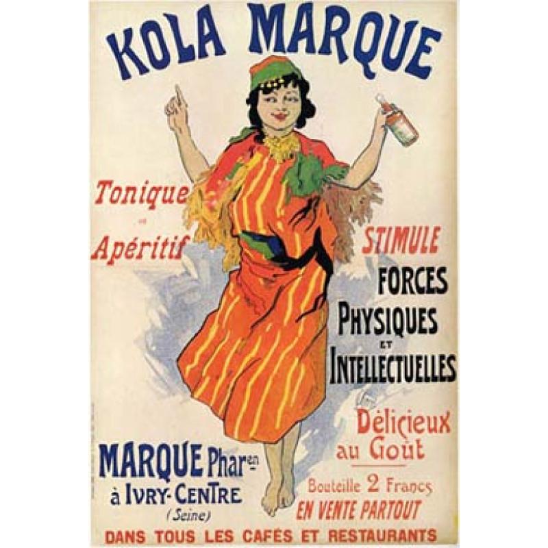 Cheret, Kola Marque, 1895