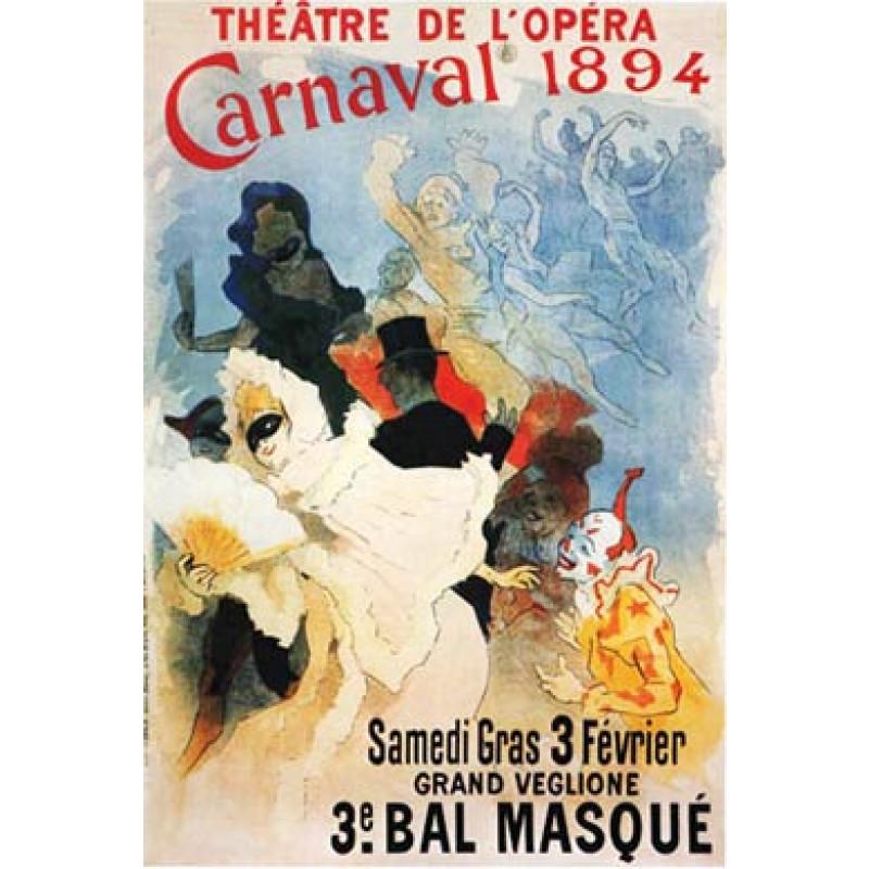 Cheret, Carnaval 1894