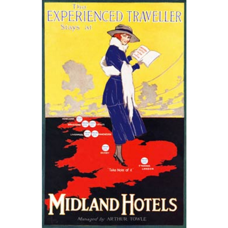 Midland Hotels, 1920