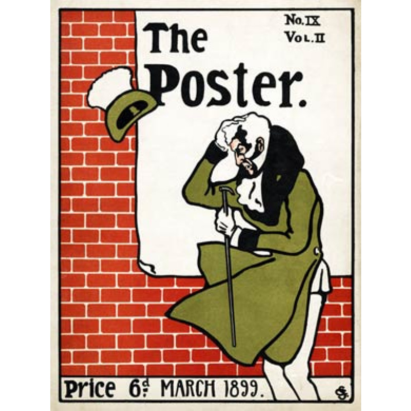 The Poster, March 1899