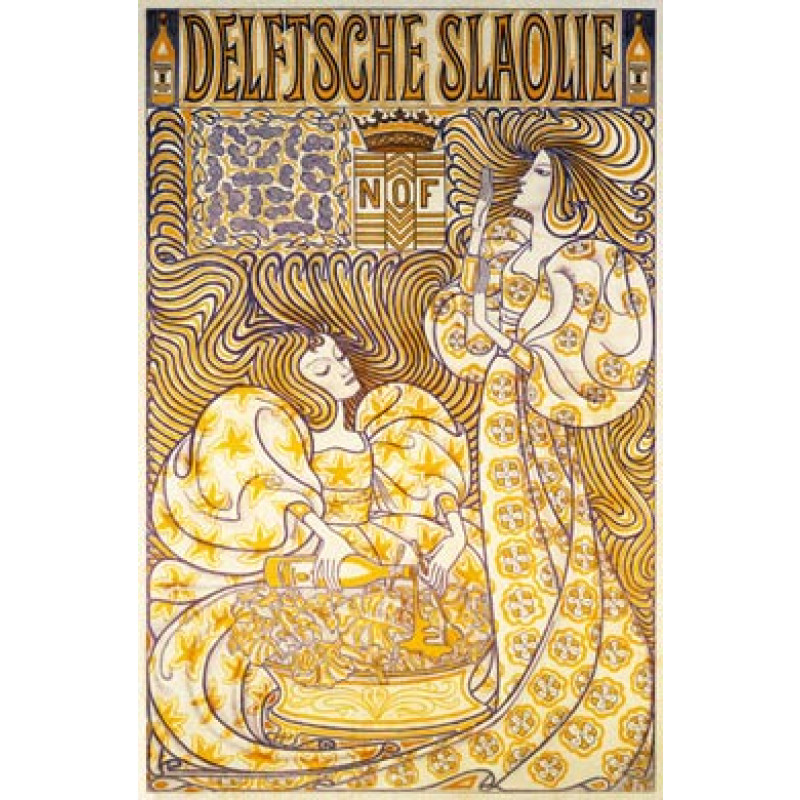 Delftsche Laolie, 1895