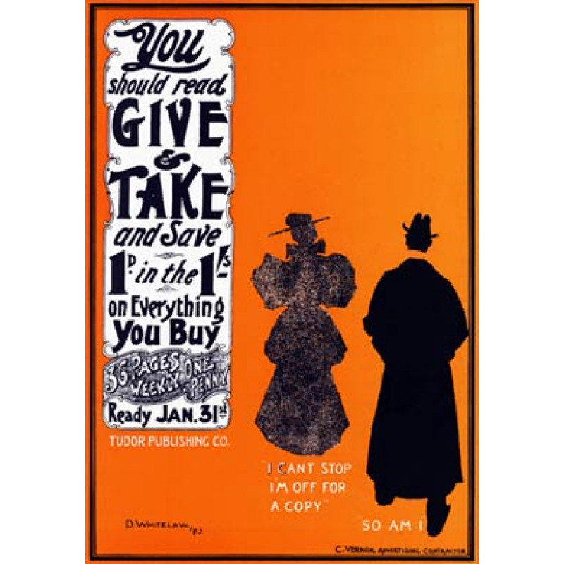 Give and Take, 1895