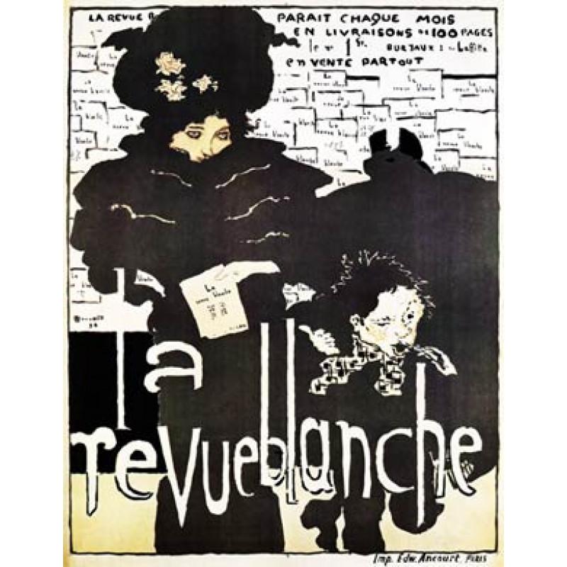 Bonnard, La Revue Blanche, 1894