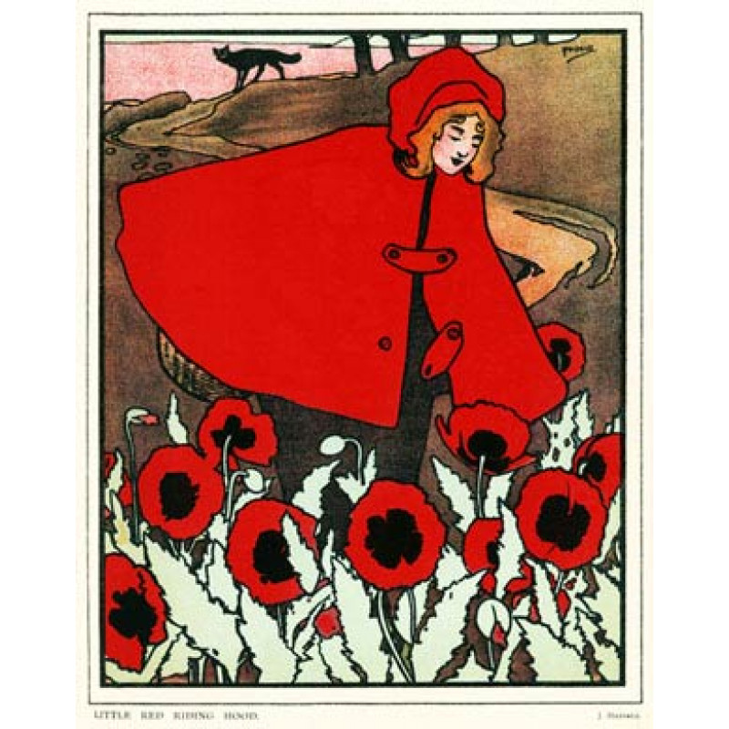 Little Red Riding Hood, 1898