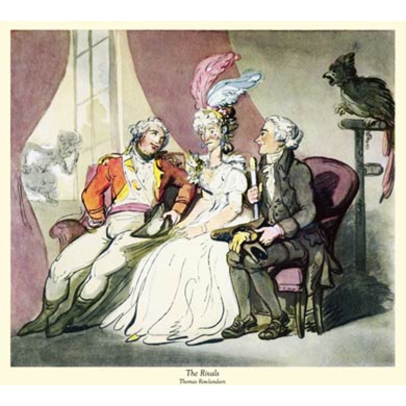Rowlandson, The Rivals