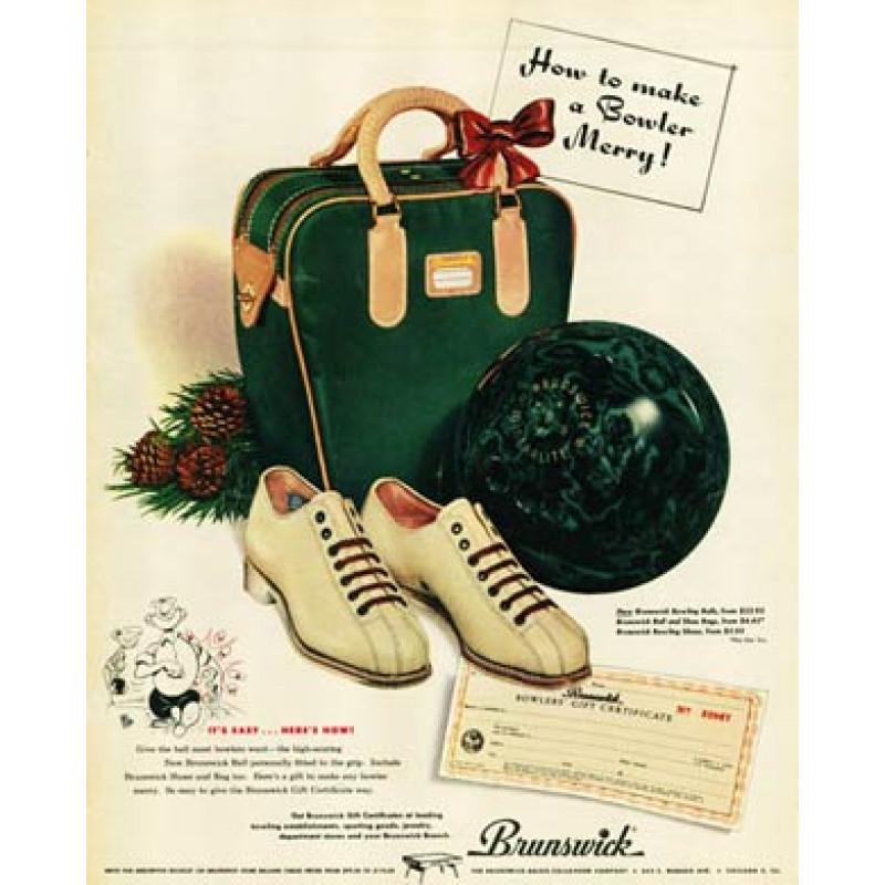 Make A Bowler Merry