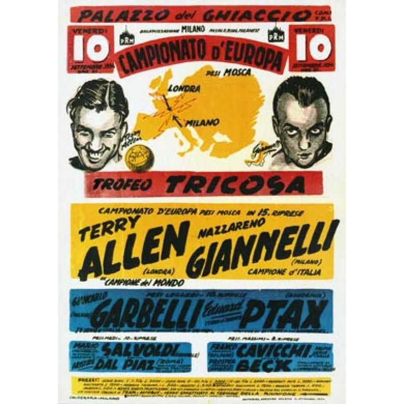 Allen v Giannelli 1954