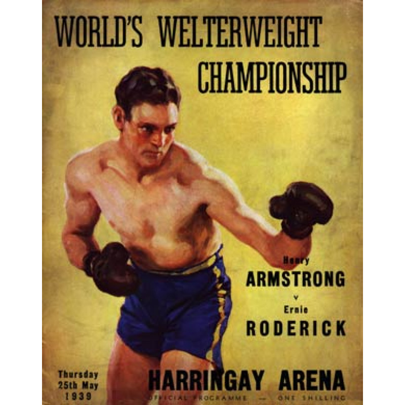 Armstrong v Roderick