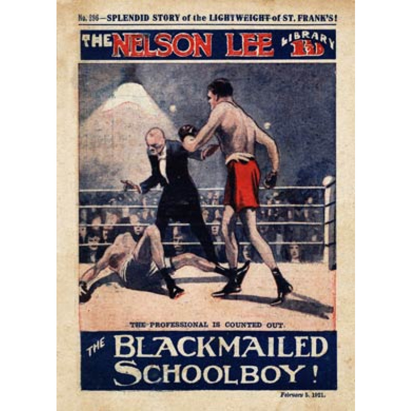 Blackmailed Schoolboy