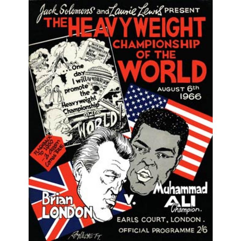 Ali v Brian London