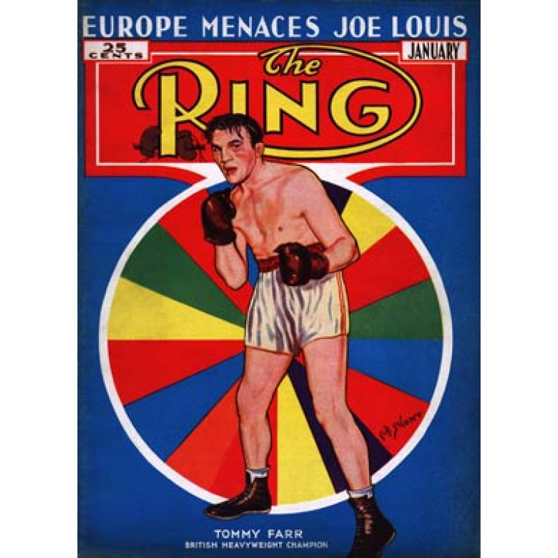Ring, Tommy Farr