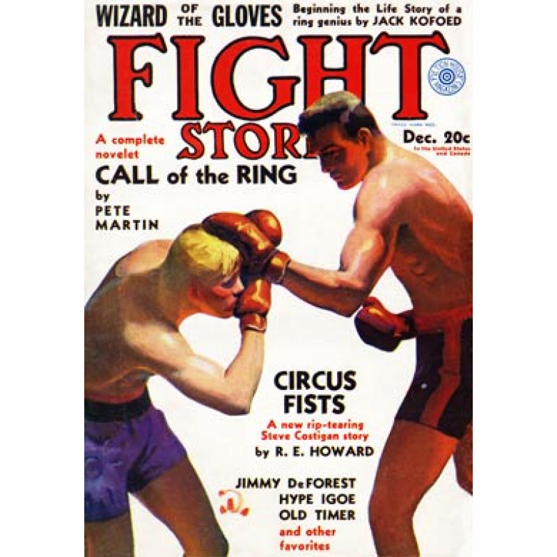 Fight Stories, Call of the Ring