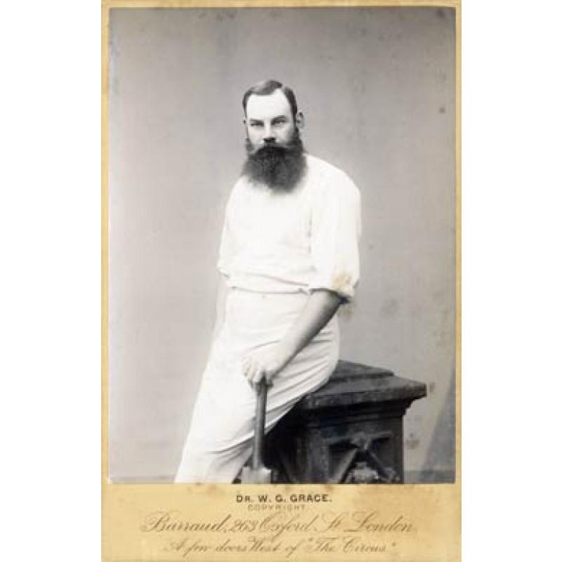 Dr WG Grace, 1885