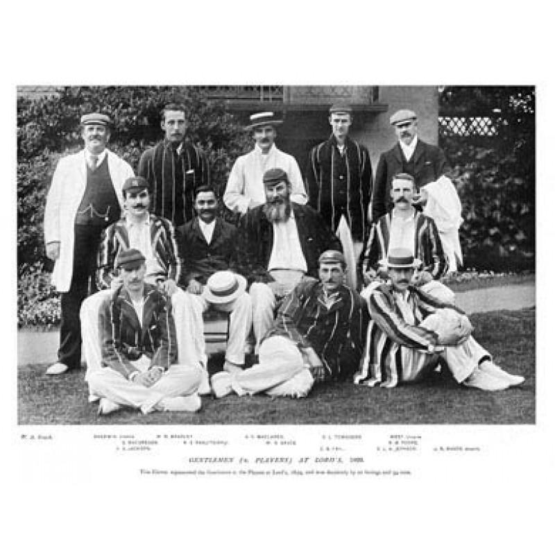 Gentlemen v Players, 1899