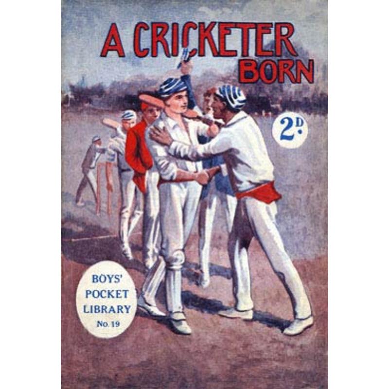 A Cricketer Born
