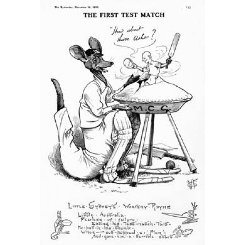 Ashes Test, 1903
