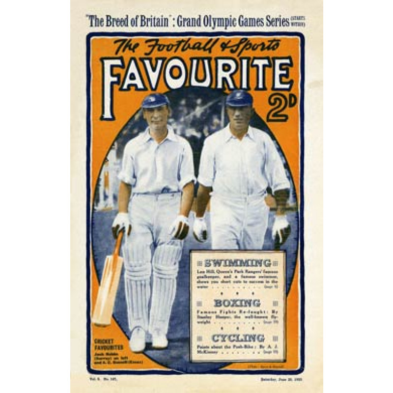 Sports Favourite, Hobbs & Russell