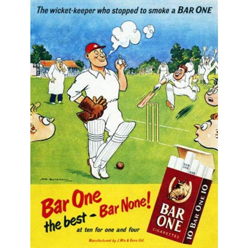 Bar One Cricket