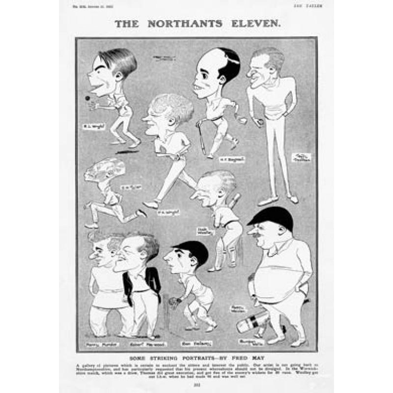 Northants Eleven, 1923