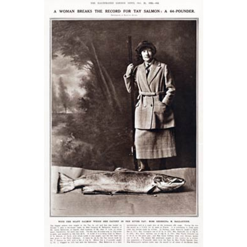 Record Tay Salmon