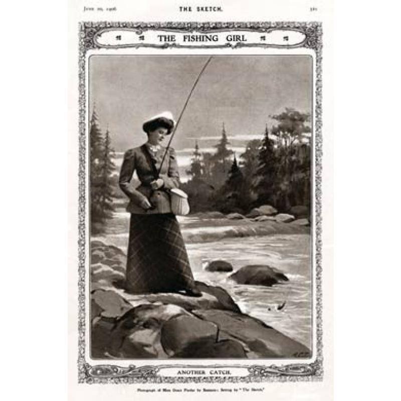 The Fishing Girl