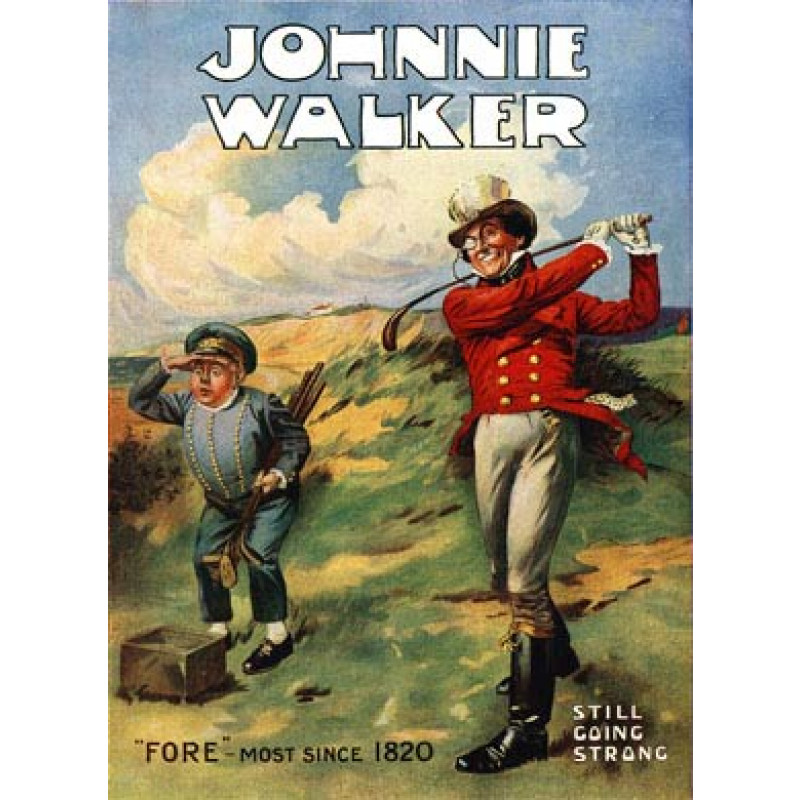 Johnnie Walker 'Fore'