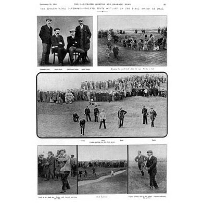 International Golf 1905