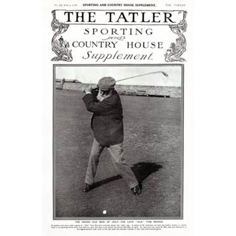 Old Tom Morris, 1905