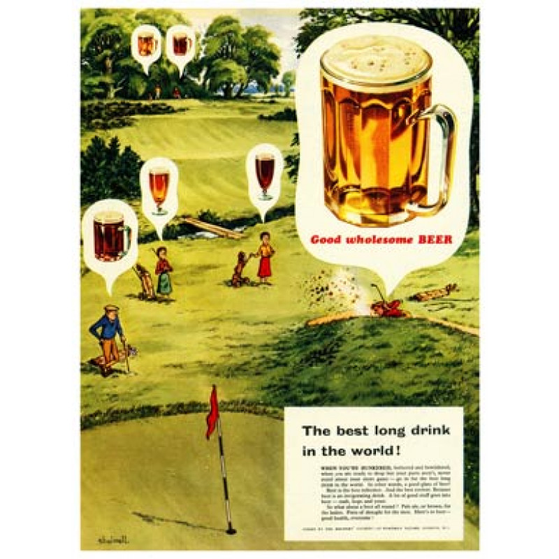 Beer On The Course