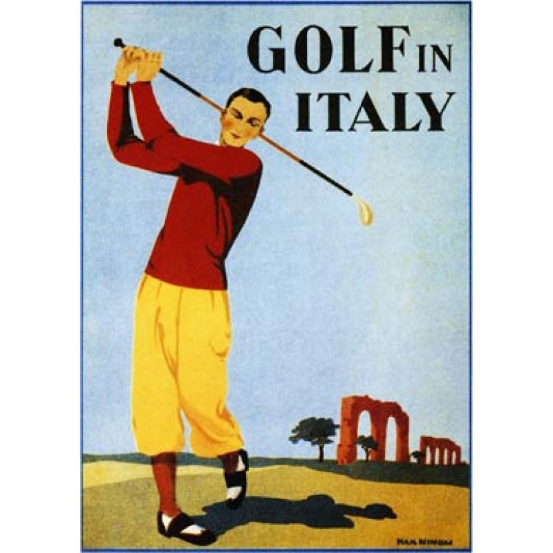 Golf In Italy
