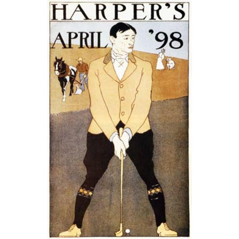 Harpers Magazine, 1898