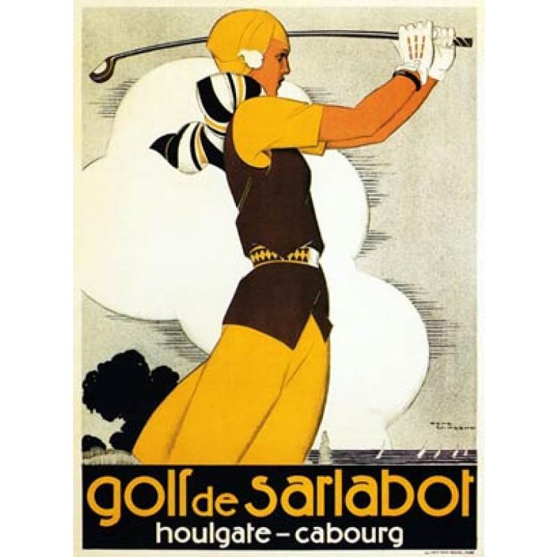 Golf de Sarlabot, 1930