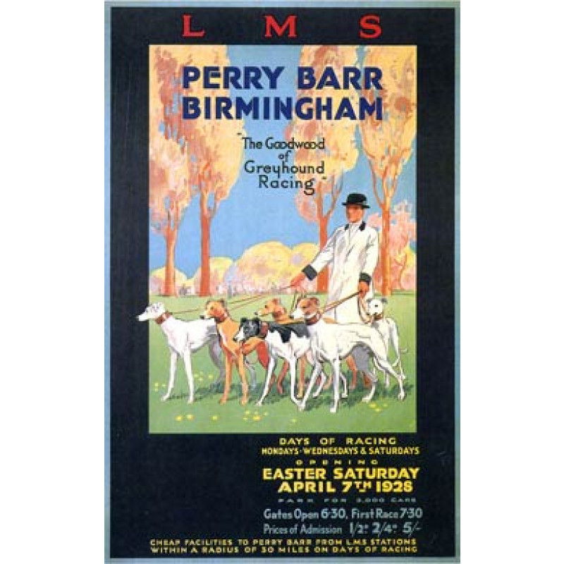 Perry Barr Greyhound Racing