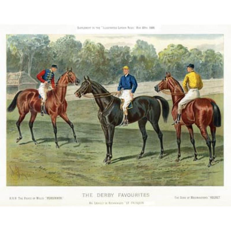 Derby Favourites, 1896