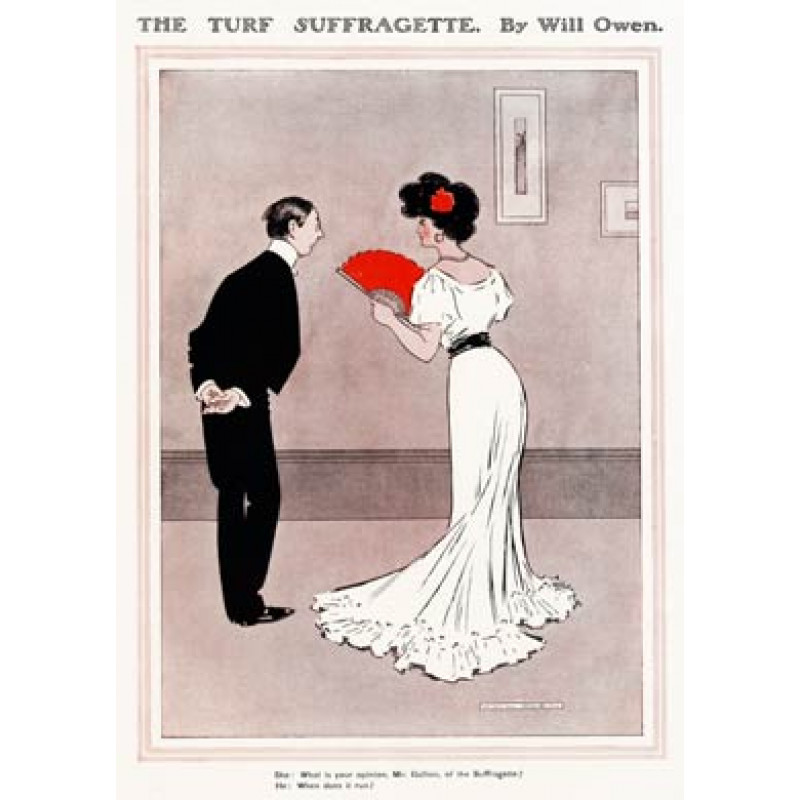 The Turf Suffragette