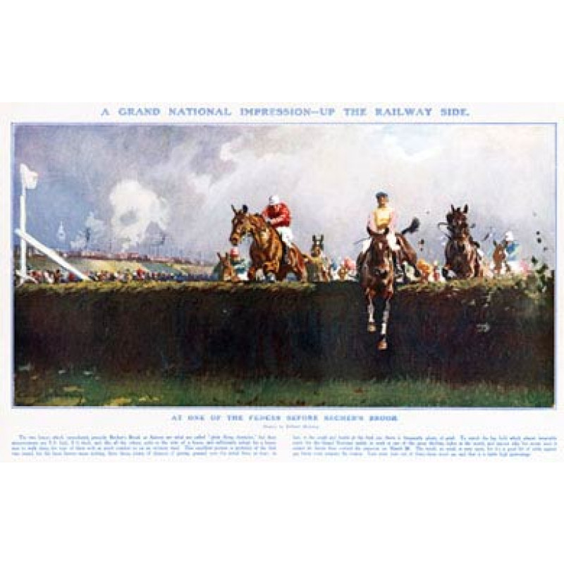 A Grand National Impression, 1926