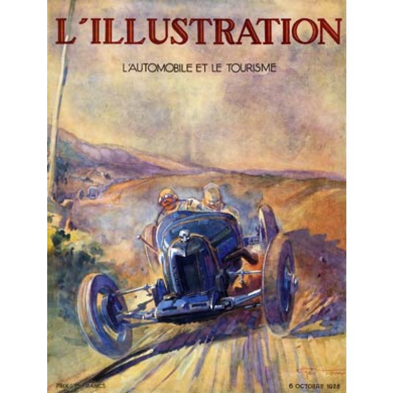 L'Illustration, 1928