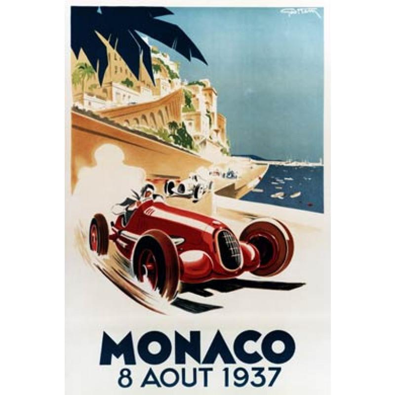 Monaco Grand Prix 1937