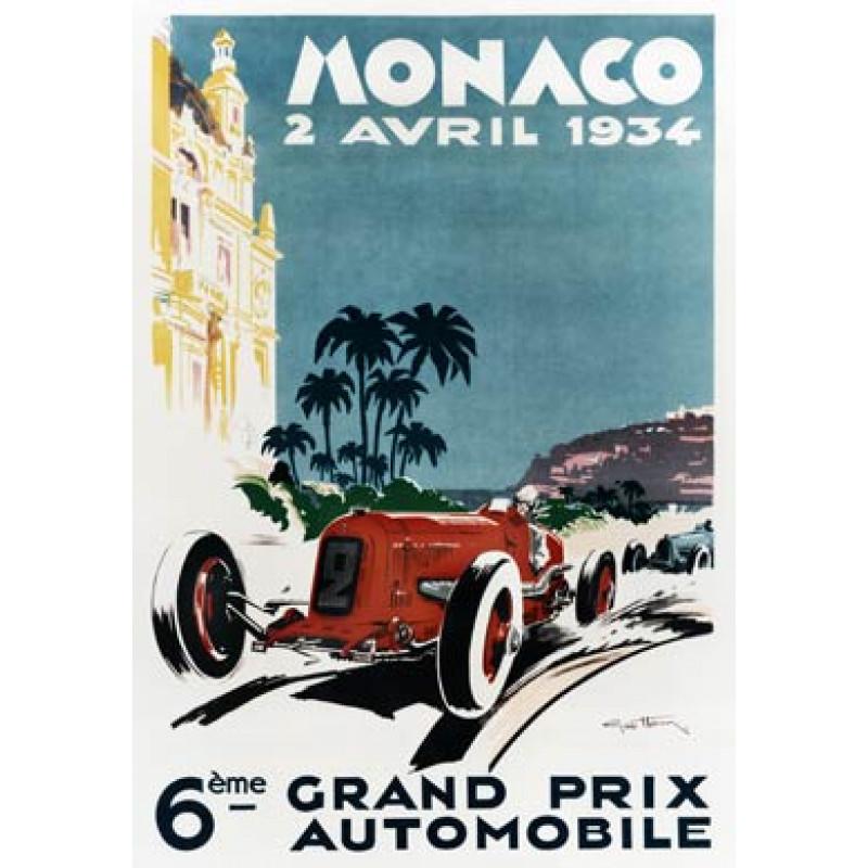 Monaco Grand Prix 1934