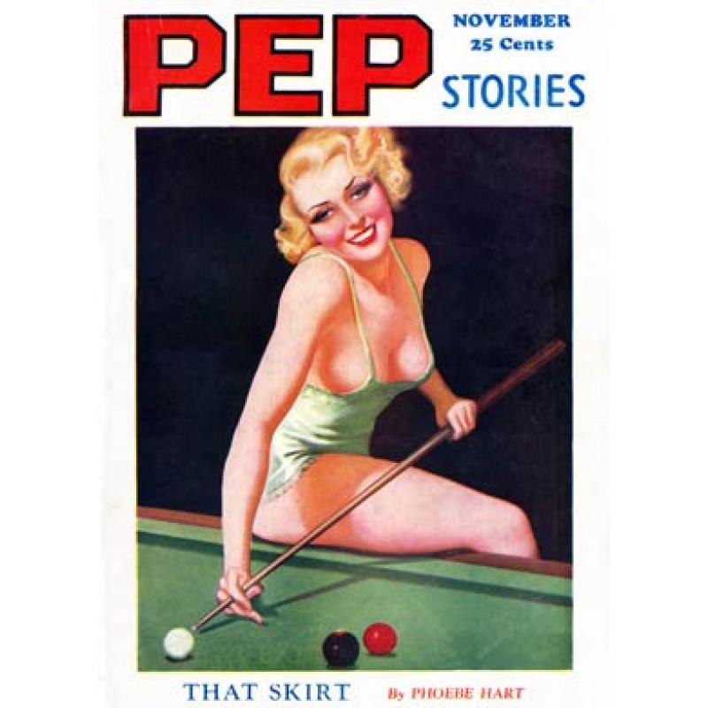 Pep Pool