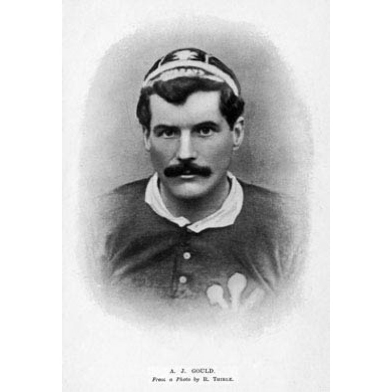 Arthur Gould of Wales