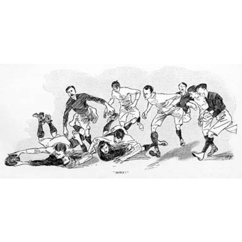 Down, Rugby, 1893