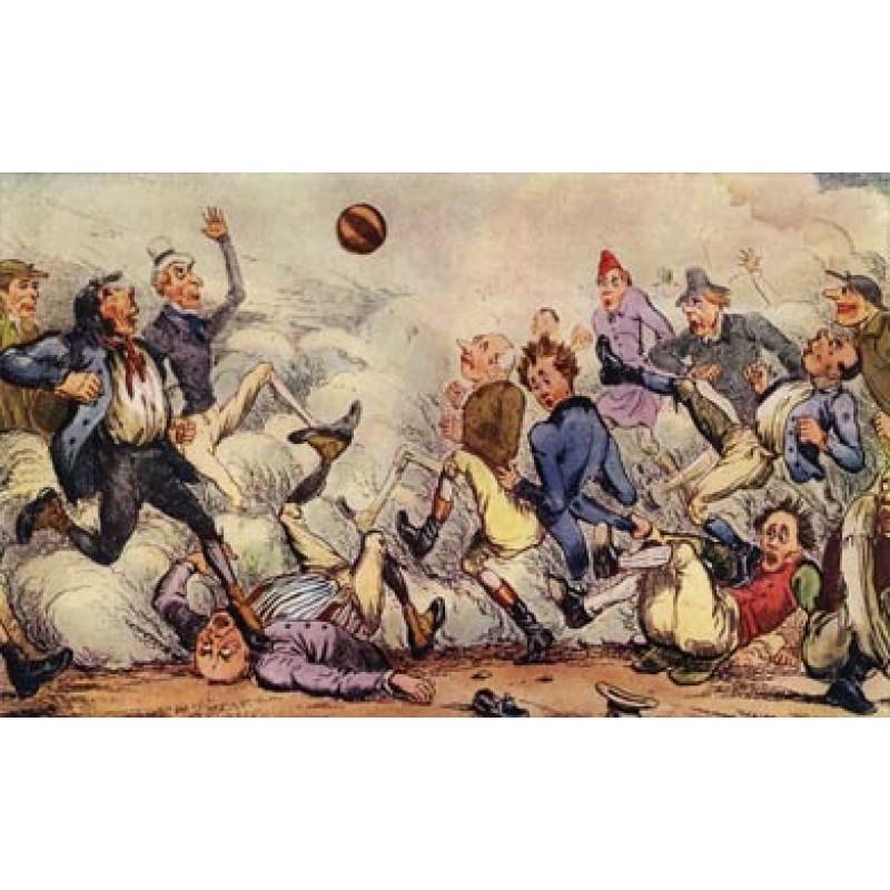 Village Football, 1810