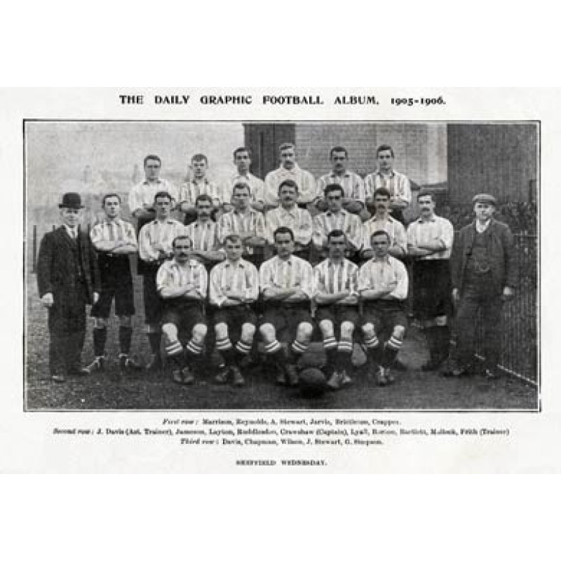 Sheffield Wednesday 1905