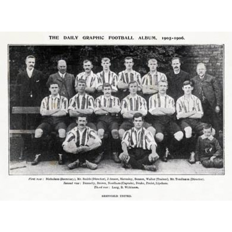 Sheffield United 1905
