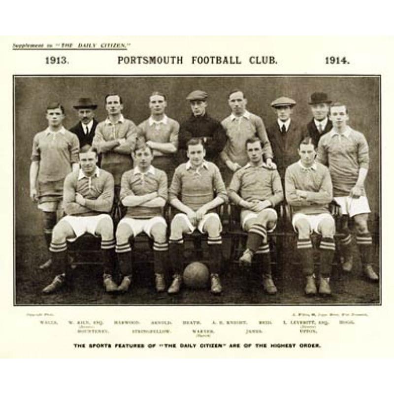 Portsmouth FC, 1913