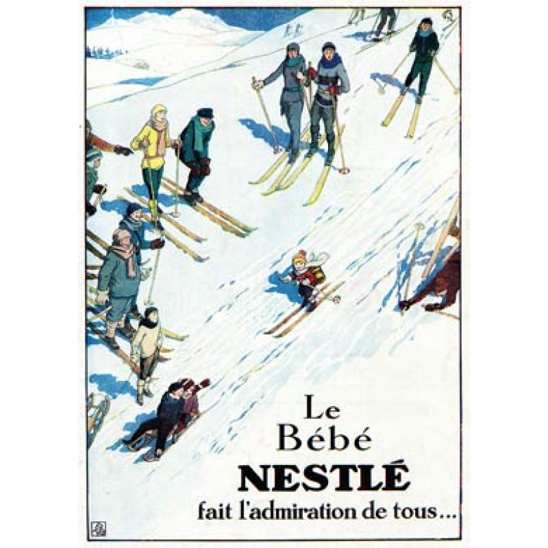 Nestle, Baby Skiing