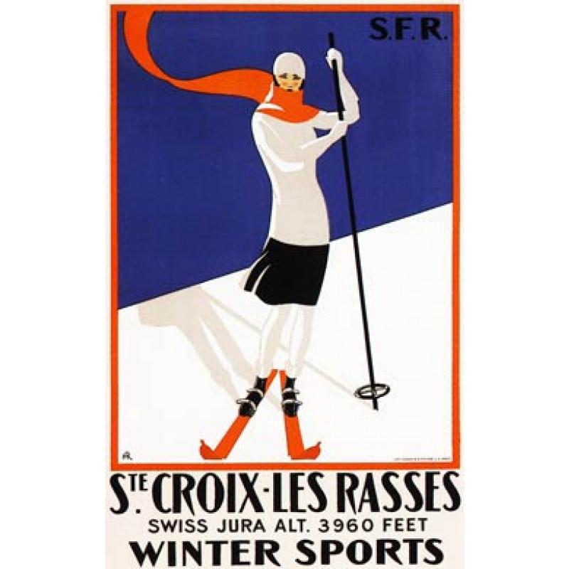 Swiss Winter Sports, 1922