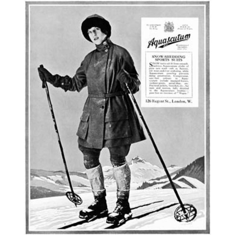 Aquascutum, Snow Shedding Sports Suits