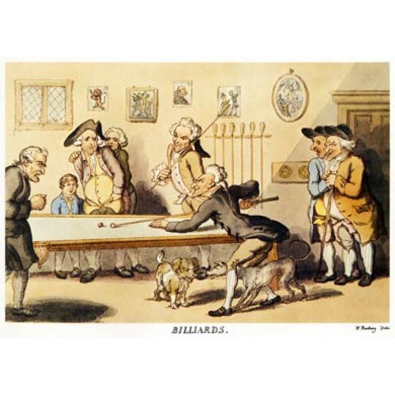 Georgian Billiards
